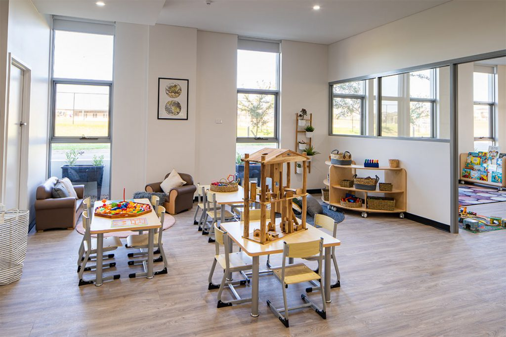 kids learning centre Glenmore Park