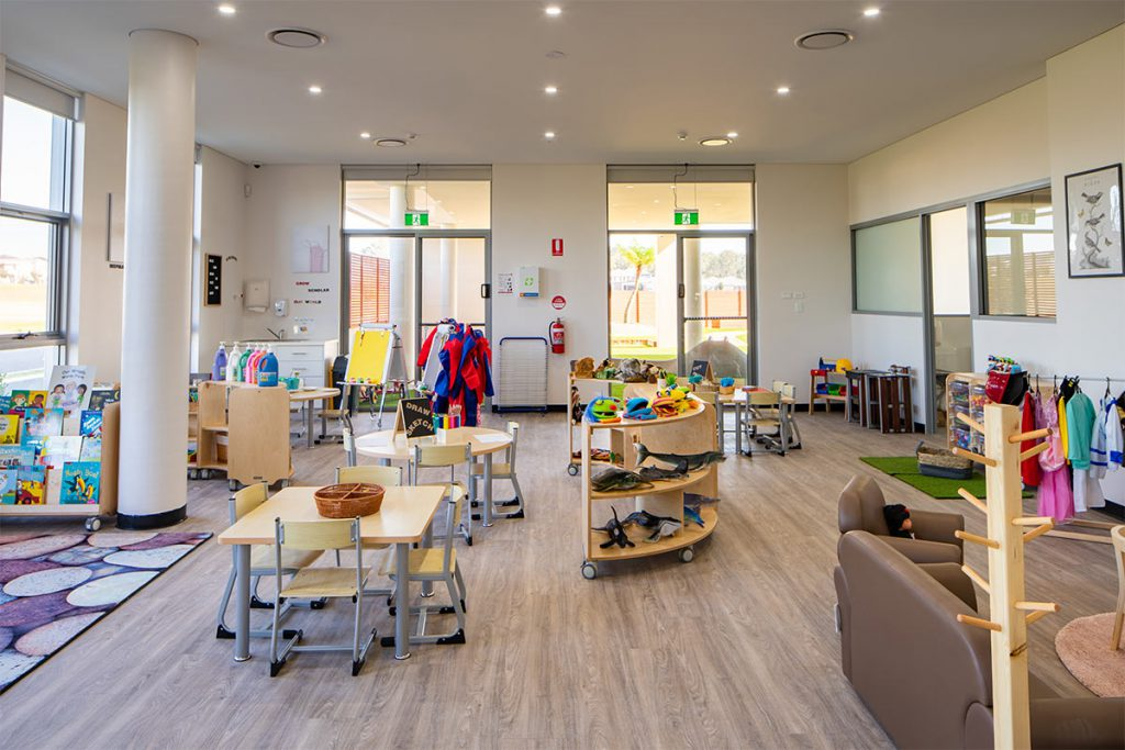 child care centre Glenmore Park