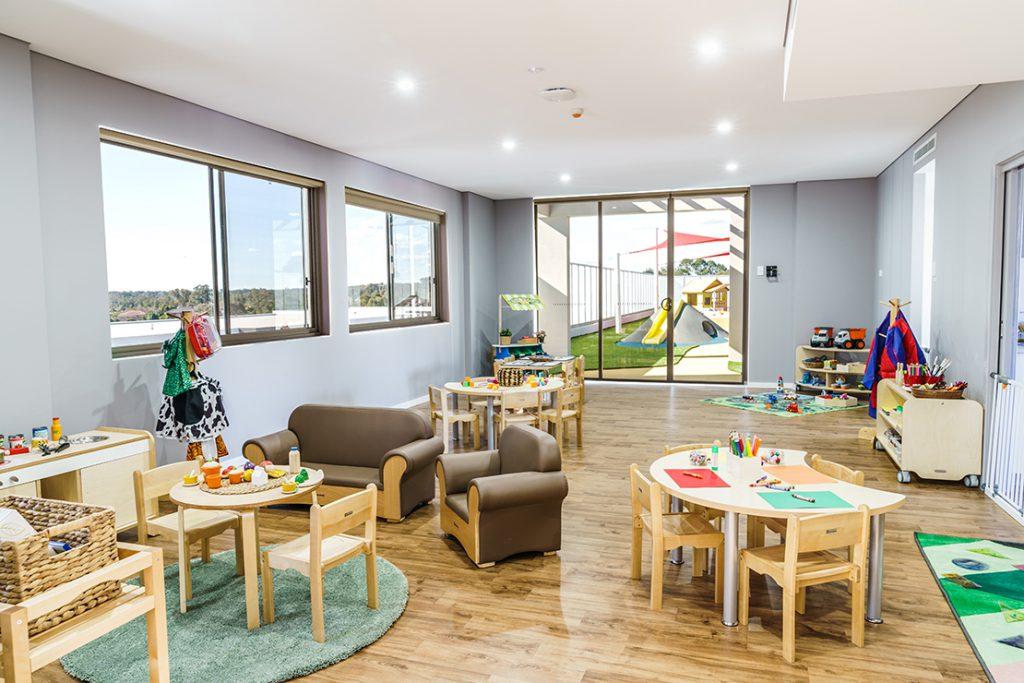 day care centre Rouse Hill