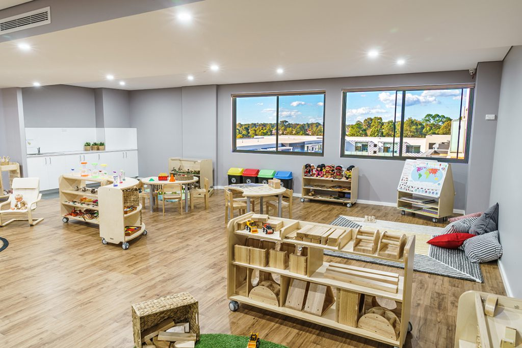 child care Rouse Hill