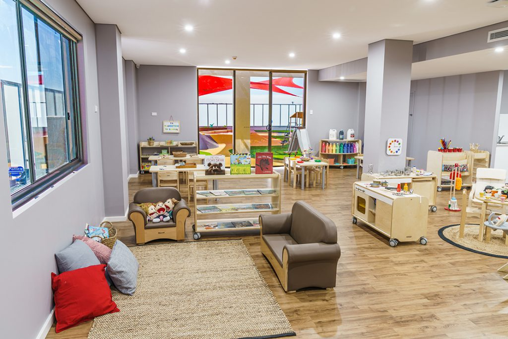 child care centre Rouse Hill