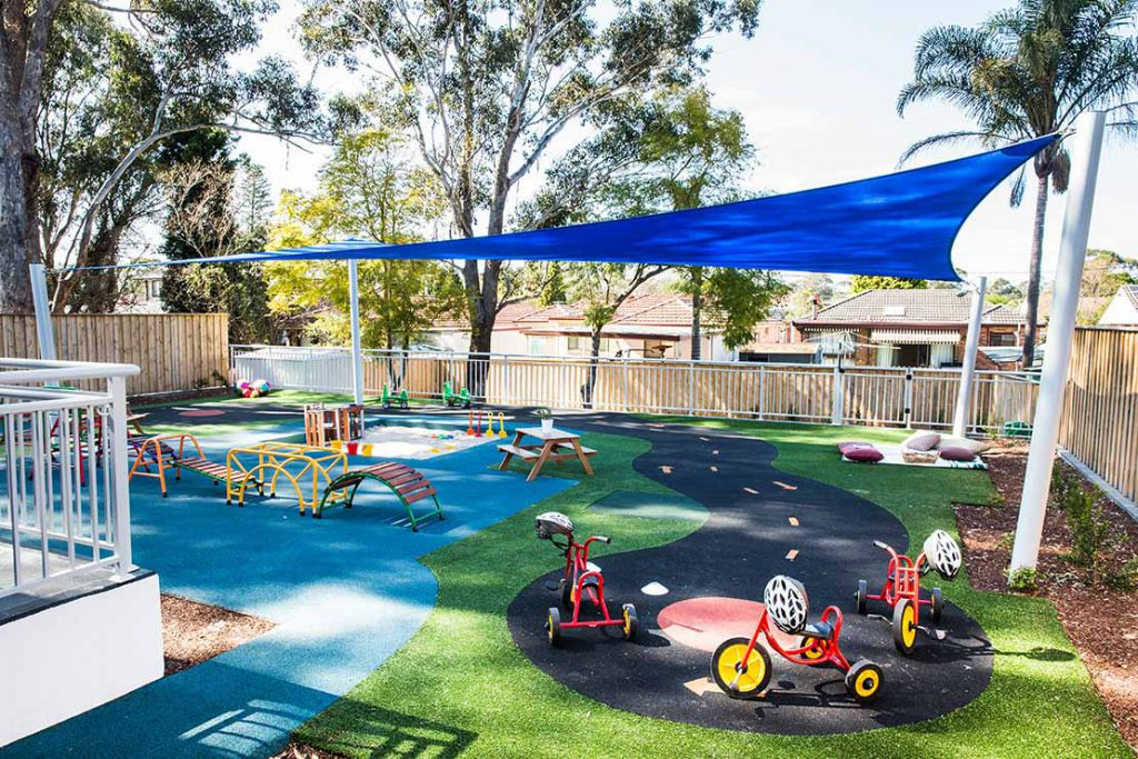 child care Toongabbie