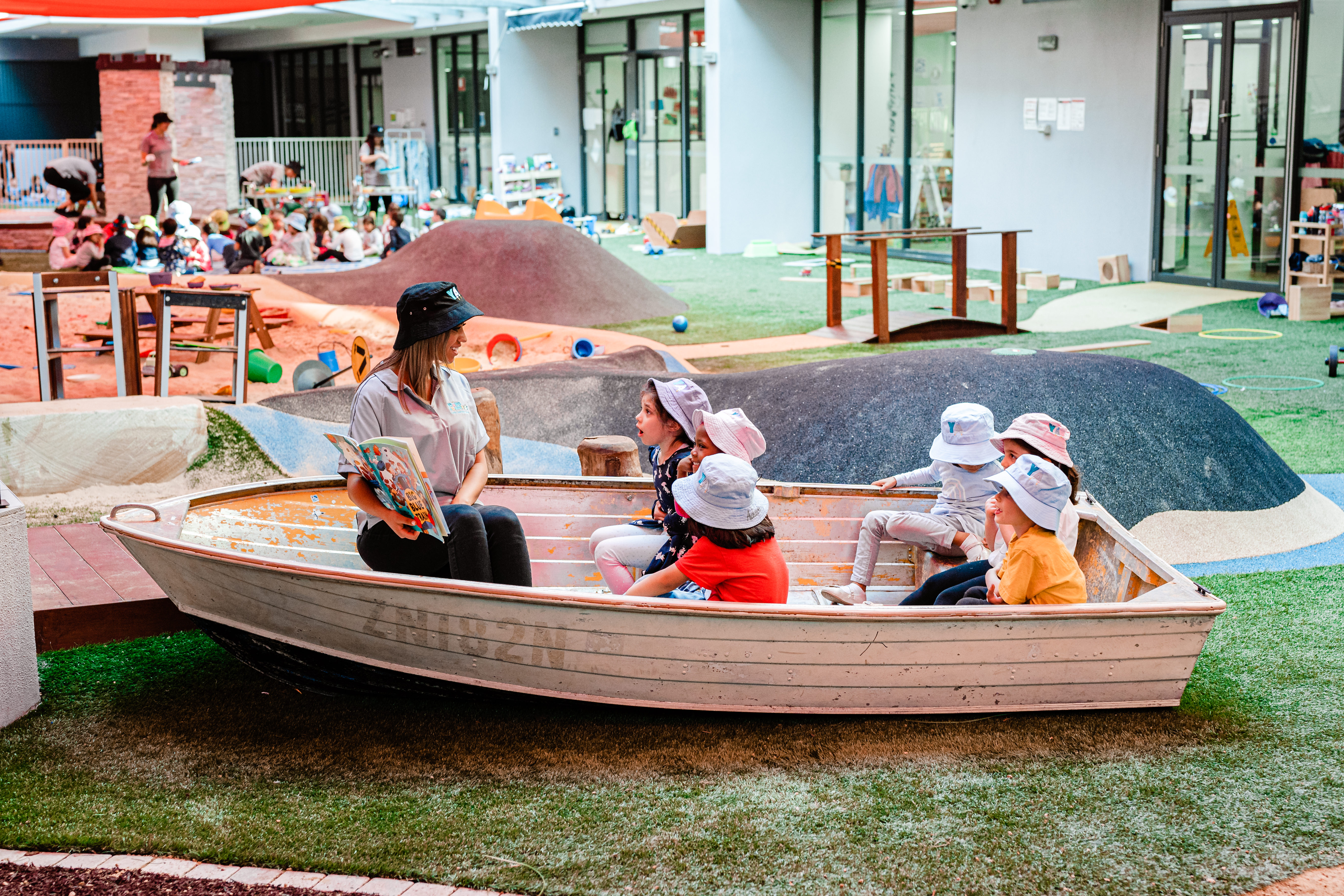 learning environment in childcare